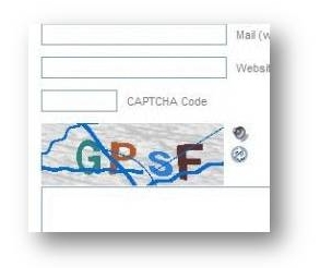 Si-Captcha for WordPress